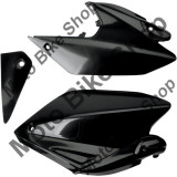 MBS Laterale spate CRF250 X '04-'0, negre, Cod Produs: HO03647001