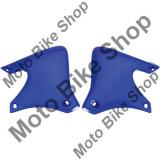 MBS Laterale radiator Yamaha YZ 250 F 250 2002, albastru, Cod Produs: 1228738PE