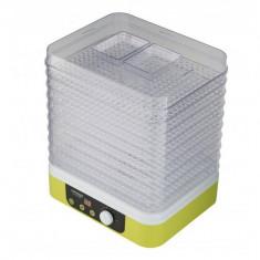 Deshidrator de alimente Concept SO1060 260W 9 tavi Verde