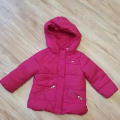 Geaca de fas roz Zara Baby 18/24 luni