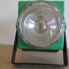 Lanterna, pt. cort (functioneaza cu 4 baterii R20)