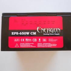 Sursa PC Modulara Inter-Tech Energon CM 650W., 650 Watt