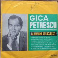 Gica petrescu la margine de bucuresti disc vinyl 10