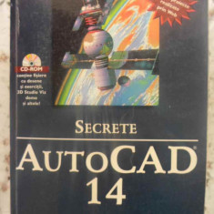 Secrete Autocad 14 (cd Inclus) - Bill Burchard, David Pitzer, Francis Soen Si Altii, 409495