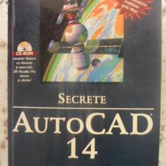 Secrete Autocad 14 (cd Inclus) - Bill Burchard, David Pitzer, Francis Soen Si Altii, 409495