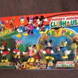 Set 6 figurine cu Mickey Mouse,.Donald,Daisy si Minnie