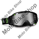 MBS SCOTT WORKS BRILLE TYRANT RACE CHROME SILVER, black-green, silver chrome works, Cod Produs: W2251004601269AU