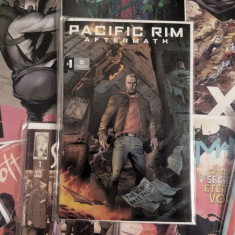 Pacific Rim: Aftermath #1 [IAN.2018] Legendary Comics Benzi Desenate - Reviste benzi desenate