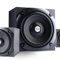 Sistem audio 2.1 Tracer TRG-495 Hi-Cube black - Boxe PC