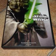 Star Wars Complete Saga - 6 DVD subtitrate romana - Film SF productii independente