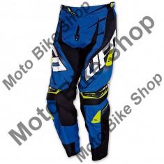 MBS Pantaloni motocross Ufo Voltage, albastru, 52, Cod Produs: PI04377C52 - Imbracaminte moto