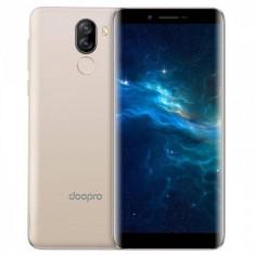 Smartphone Doopro P5 PRO 16GB Dual Sim 4G Gold