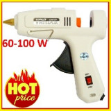 Pistol De Lipit Cu Silicon 60-100w 11mm Buton  Temperatura