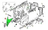 MBS Capac carena fata Gilera Nexus 500, Cod Produs: 97505200E1PI