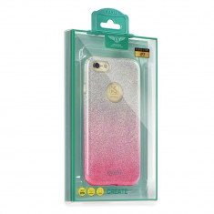 Husa Samsung Galaxy S8 Plus Kaku Ombre Roz - CM12102