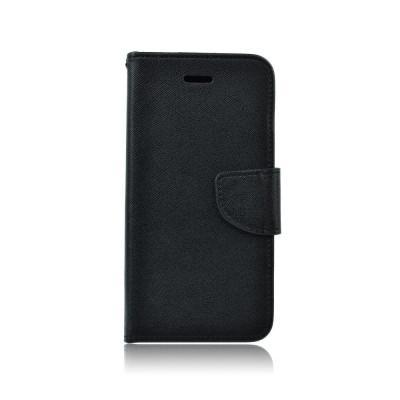 Husa Samsung Galaxy Ace 4 LTE Fancy Book Neagra - CM04252 foto