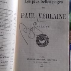 LES PLUS BELLES PAGES DE PAUL VERLAINE (CELE MAI FRUMOASE PAGINI/POEZII ALE LUI VERLAINE)