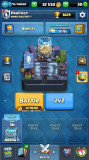 Cont Clash Royale Arena 11, Supercell