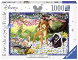 Puzzle Bambi, 1000 piese - VV25201, Ravensburger