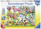 Puzzle Catelusi, 150 piese - VV25371, Ravensburger