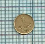 Moneda 1 ban 1954-rar