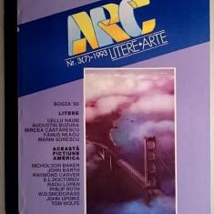 Revista ARC / LITERE*ARTE Nr. 3( 7) 1993