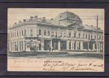 OLTENIA SALUTARI  DIN TURNU SEVERIN  NOUL TEATRU  AUREL BERARIE CLSICA CIRC 1901, Circulata, Printata, Drobeta-Turnu Severin