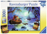 Puzzle Misiune Nocturna, 300 piese - VV25386