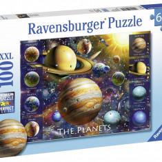 Puzzle Planete, 100 piese - VV25482, Ravensburger
