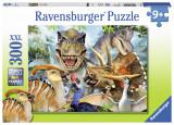 Puzzle Poza Dinozaurilor, 300 piese - VV25388, Ravensburger