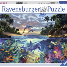 Puzzle Golful Coralilor, 1000 piese - VV25192
