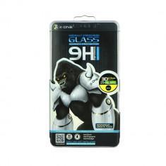 Folie Sticla Full Face Apple iPhone 7 Plus X-One Neagra - CM10851