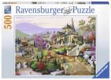 Puzzle Vila, 500 piese - VV25183, Ravensburger