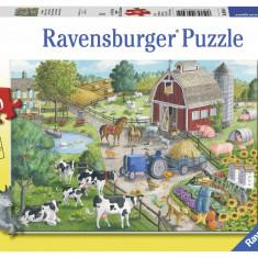 Puzzle ferma, 60 piese - VV25359, Ravensburger