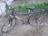 """Bicicleta Steppenwolf Transterra 28"""" cu 24 viteze, 19"""