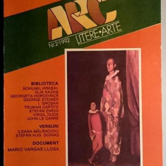 Revista ARC / LITERE*ARTE  Nr. 2 1992