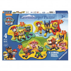 Puzzle paw 10/12/14/16 piese - VV25329, Ravensburger
