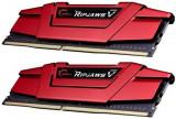 Memorie G.Skill Ripjawa V Red, DDR4, 2x4GB, 2400MHz, G.Skill
