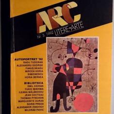Revista ARC / LITERE*ARTE Nr. 3 1992