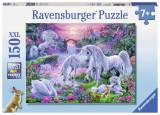 Puzzle Unicorni la apus, 150 piese - VV25368