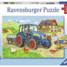 Puzzle santier, 2x12 piese - VV25335, Ravensburger