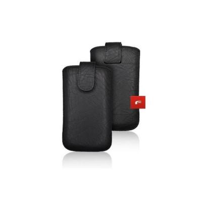 Husa Nokia E52/515 Forcell Slim Kora Neagra - CM04785 foto