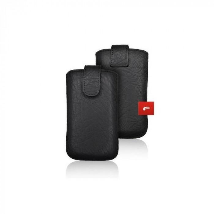 Husa Nokia E52/515 Forcell Slim Kora Neagra - CM04785