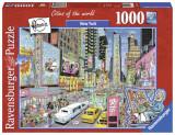 PUZZLE NEW YORK, 1000 PIESE - VV25465, Ravensburger