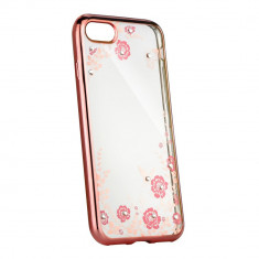 Husa Apple iPhone 7 Plus Forcell Diamond Roz Aurie - CM10989
