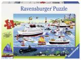 Puzzle port fericit, 35 piese - VV25347, Ravensburger