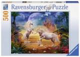 Puzzle Unicorni, 500 piese - VV25467