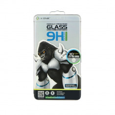 Folie Sticla Full Face Samsung Galaxy S7 X-One Argintie - CM08675
