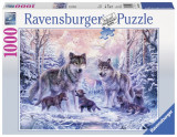 Puzzle Lupi polari, 1000 piese - VV25193
