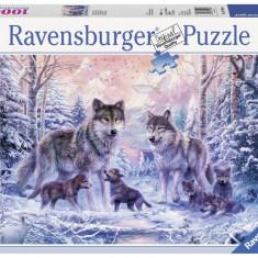 Puzzle Lupi polari, 1000 piese - VV25193, Ravensburger
